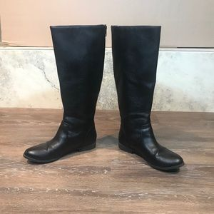 5/$20 American Eagle Faux Leather Boots, Size 5.5